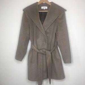 Calvin Klein Wool Coat